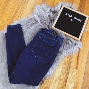 BDG high rise twig grazer denim blue jeans